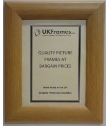 45mm Dome Oak Frames