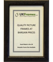 12mm Black Wood Frames