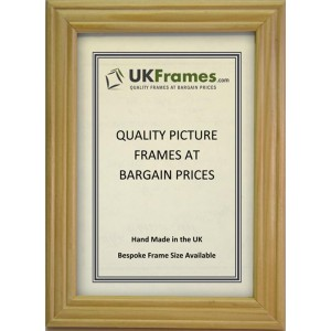 12mm Pine Wood Frames