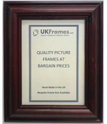 45mm Henly Mahogany Wood Frames