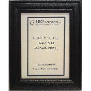 31mm Black Wood Frames