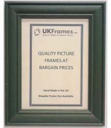 31mm Green Wood Frames