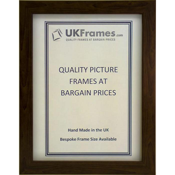 Glasses Frame Trade In : 18mm Flat Brown Frames : Picture Frames - UKFrames - TRADE ...