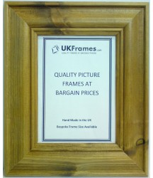 65mm Antique Wood Frames