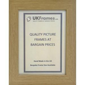 30mm Flat Oak Frames