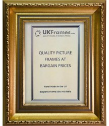 55mm Traditional Regency Gold Frames