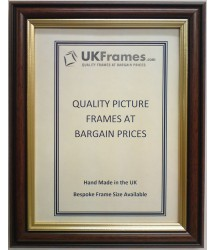25mm Brown Black Frames