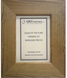 60mm Flat Pine Wood Frames