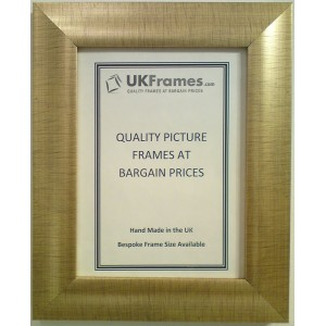 40mm Modern Dome Gold Frames